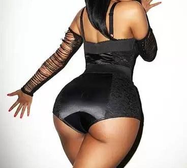 Foto: El increíble trasero de Nicki Minaj