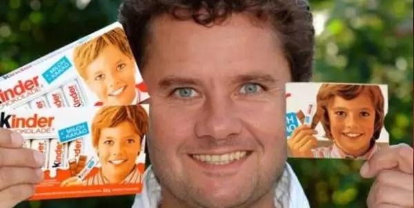 Fotos: Así está hoy el niño de los chocolates 'Kinder'