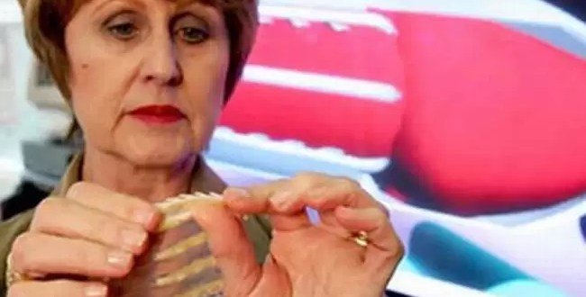 Conoce el preservativo con dientes contra el abuso sexual