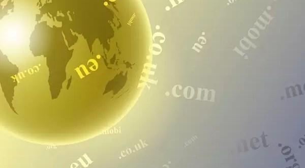 Los nuevos dominios que llegan a Internet