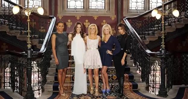 El regreso de las Spice Girls con el musical 'Viva Forever!'