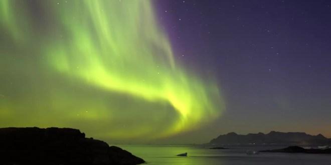 Video: Éste es el sonido de las auroras boreales