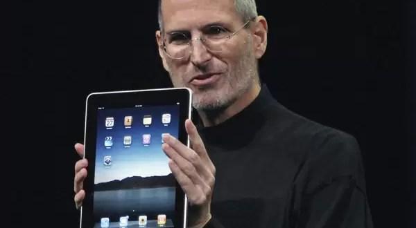 Por qué Steve Jobs estaba en contra del Mini iPad