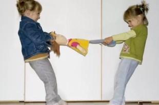 ¿A qué edad aprenden a compartir los niños?