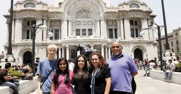 Las ciudades mas visitadas de Latinoamérica
