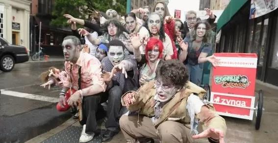 Parque de atracciones con zombies ¿Te animás a visitarlo?