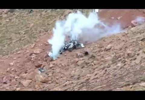 Video: Increíble accidente de auto y salen ilesos