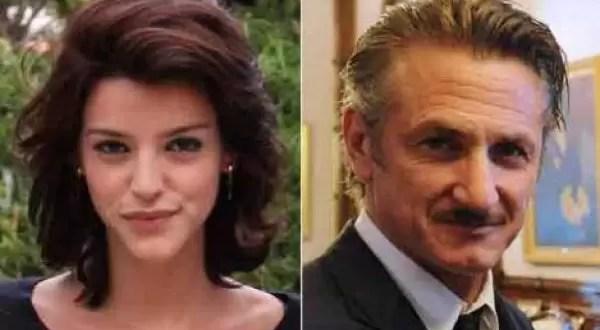 Calu Rivero confima romance con Sean Penn