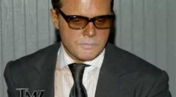 Foto: El bochornoso escándalo de Luis Miguel en Hollywood