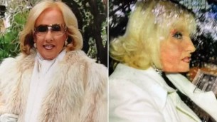 Fotos: Así sería Mirtha Legrand sin cirugías