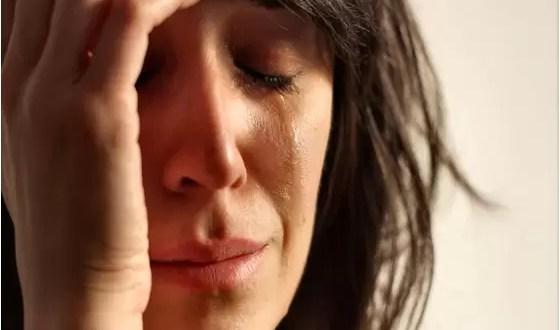 ¿Por qué lloran los hombres y mujeres?