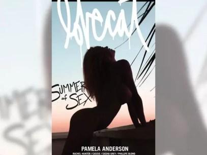 Fotos: Pamela Anderson sexy sin ropa