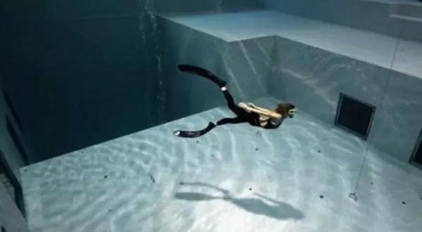 Fotos: Conoce la pileta más profunda del mundo