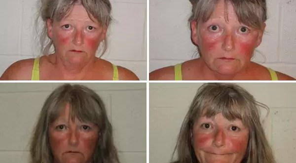 Arrestan cuatro veces a una mujer en un día