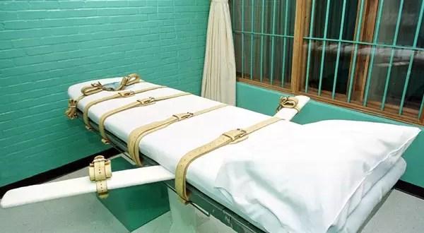 Condenado a muerte busca posponer su ejecución por ser obeso