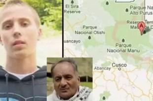Curandero mató y enterró a joven drogadicto