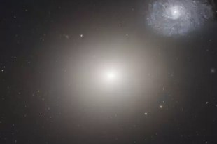 La Vía Láctea está dentro de una nube de gas ardiente
