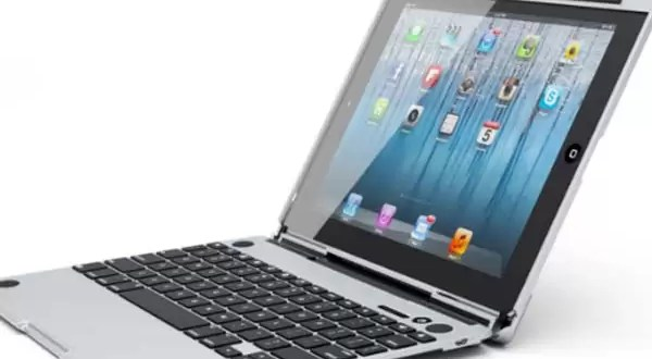 El iPad se convierte en ultrabook - Características
