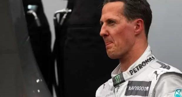 El peor momento de Michael Schumacher - Video