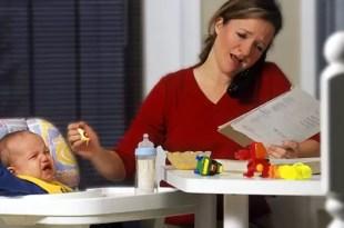 Amas de casa: Consejos para superar el estrés acumulado
