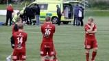 Futbolista sueco murió luego de anotar un gol - Fotos