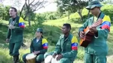 Video: El rap de las FARC sobe la paz con Colombia