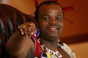 Rey africano busca su 13ª esposa entre 80.000 vírgenes