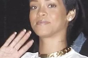 Fotos: Nuevo look de Rihanna - Drástico cambio de Rihanna