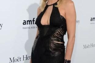 Fotos: El sensual escote de Sharon Stone