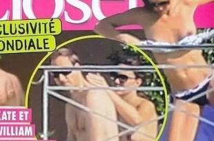 La razón por la que Kate Middleton hizo topless