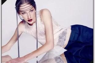 Adolescente andrógino impacta como modelo femenino - Fotos