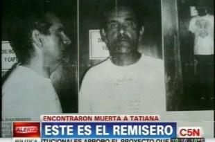 Fotos: Éste el el remisero que habría asesinado a Tatiana Kolodziez