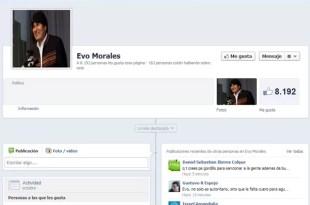 Sanción en Bolivia a quienes insulten a Evo Morales en internet