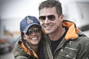 Felix Baumgartner se casa con su novia