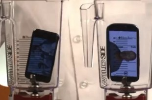 Video: Qué pasa si pones un iPhone 5 y Galaxy SIII a la licuadora