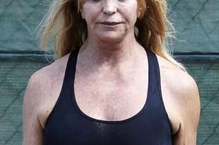 Fotos de Goldie Hawn sin maquillaje a los 66 años