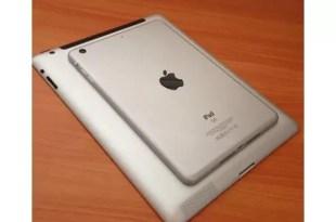 Fotos filtradas del iPad Mini de Apple