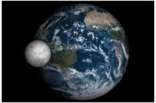 Comprobado: La Luna es un trozo de la Tierra - Video
