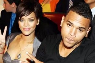 Rihanna y Chris Brown pasan la noche juntos