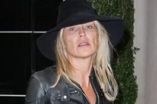 Foto de Sharon Stone sin maquillaje al natural