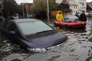 El huracán Sandy dejó más de 30 muertos - Fotos de la tormenta