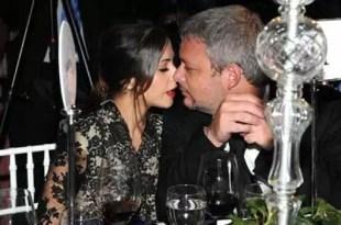 Victoria Vanucci y Matías Garfunkel serán papás