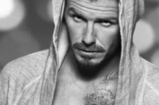 Fotos de David Beckham en ropa interior para H&M