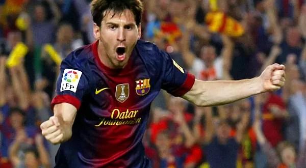 Lionel Messi elegido es el mejor jugador de la Liga Española