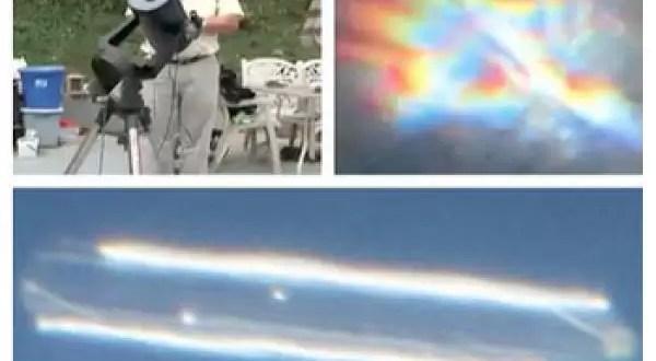 Video: captan OVNI volando en Kentucky