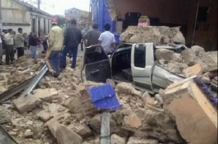 Sismo en Guatemala deja 39 muertos