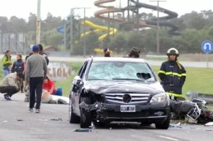 Lo que jamás hay que hacer después de un accidente de tránsito