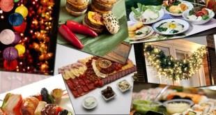Los mejores caterings para celebrar Navidad en casa