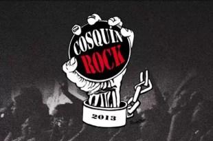Grilla completa del Cosquín Rock 2013