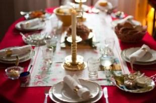 Cómo disfrutar de la comida navideña sin riesgos